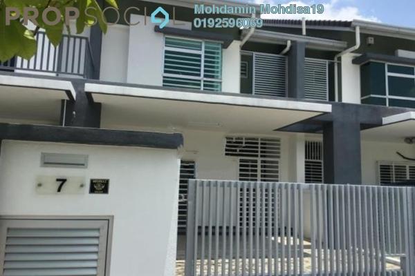 For Rent Terrace at Azalea, Nilai Impian Freehold Unfurnished 4R/3B 1.2k
