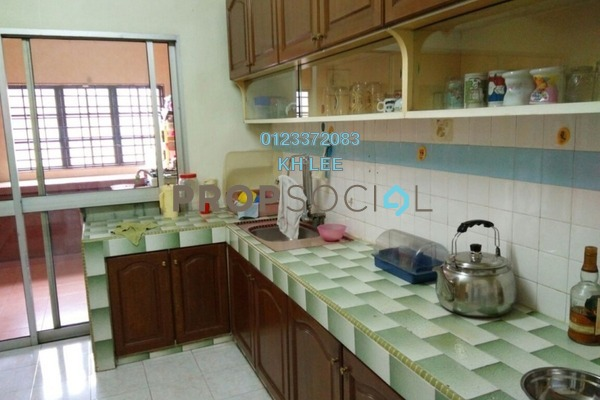 For Rent Terrace at Taman Palm Grove, Klang Freehold Fully Furnished 3R/3B 1.3k