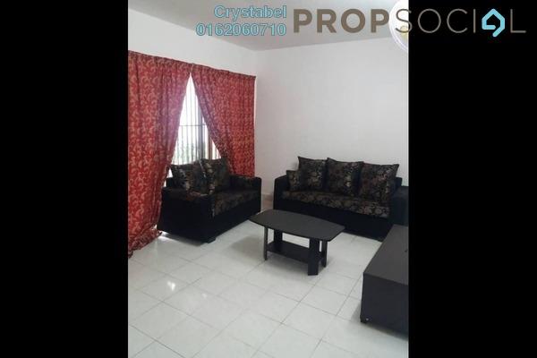 For Rent Condominium at Pantai Hillpark 2, Pantai Freehold Semi Furnished 3R/2B 1.85k