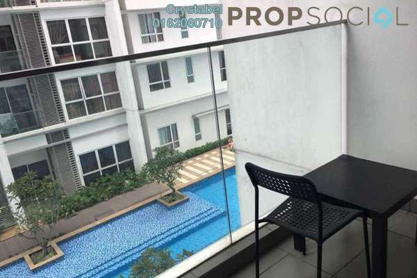 For Rent Condominium at M Suites, Ampang Hilir Freehold Fully Furnished 1R/1B 1.6k
