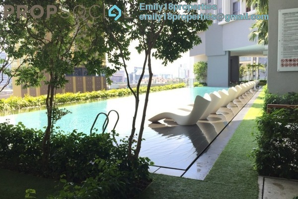 For Rent Serviced Residence at The Mews, KLCC Freehold Fully Furnished 2R/2B 7.5k