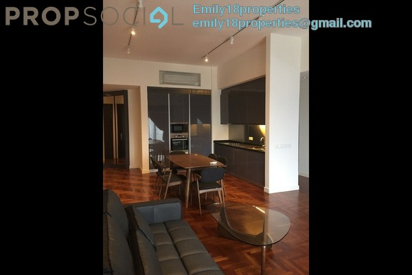 For Rent Serviced Residence at The Mews, KLCC Freehold Fully Furnished 2R/2B 5k