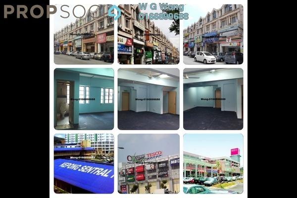 For Rent SoHo/Studio at Desa Aman Puri, Kepong Freehold Semi Furnished 1R/1B 850translationmissing:en.pricing.unit