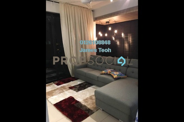 For Sale Condominium at The Leafz, Sungai Besi Freehold Semi Furnished 3R/2B 748k