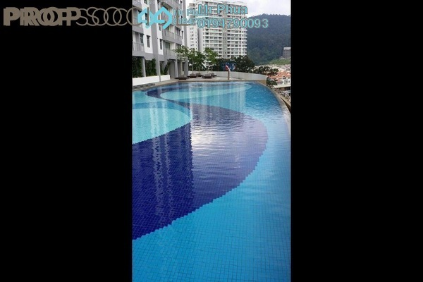 For Sale Condominium at Sierra Residences, Sungai Ara Freehold Unfurnished 4R/4B 480k