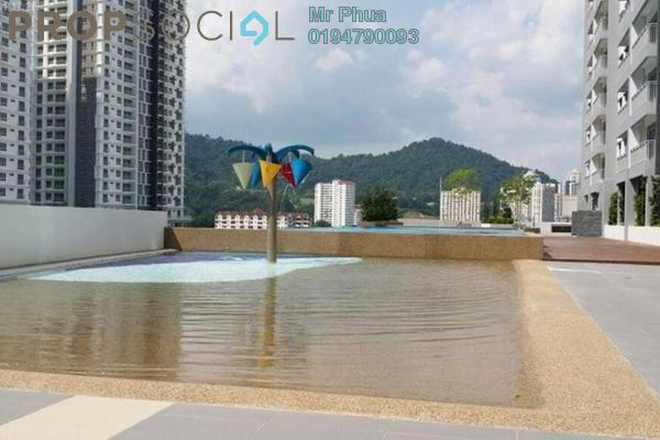 For Sale Condominium at Sierra Residences, Sungai Ara Freehold Unfurnished 3R/2B 550k