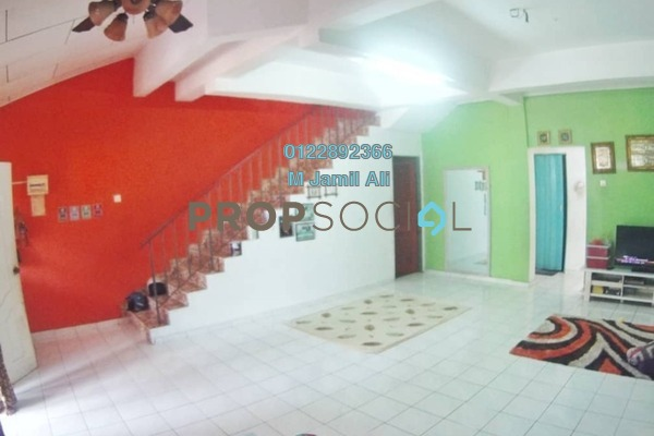 For Sale Terrace at Taman Scientex, Pasir Gudang Freehold Unfurnished 3R/3B 300k