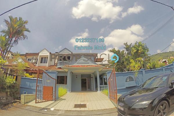 For Rent Terrace at Lembah Keramat, Wangsa Maju Freehold Semi Furnished 5R/3B 3k