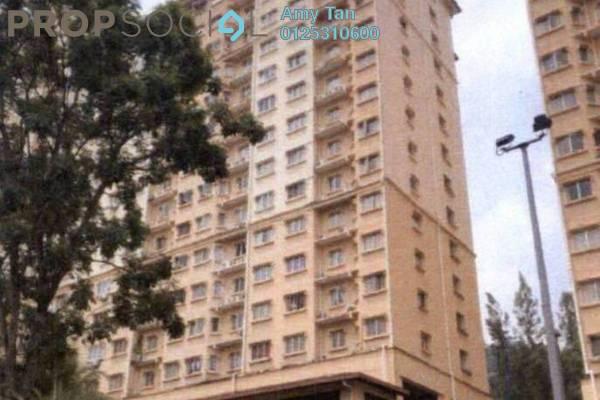 For Sale Condominium at Oakleaf Park, Bukit Antarabangsa Leasehold Semi Furnished 3R/2B 210k