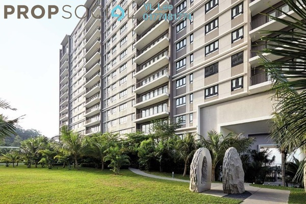 For Sale Condominium at Windows On The Park, Bandar Tun Hussein Onn Freehold Semi Furnished 3R/3B 890k