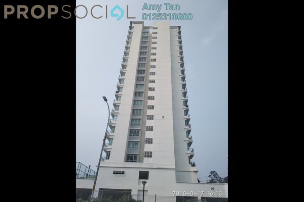 For Sale Condominium at Springville Residence, Equine Park Freehold Semi Furnished 3R/0B 477k