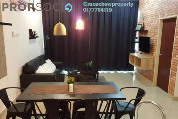 For Rent Apartment at Palazio, Tebrau Freehold Fully Furnished 3R/2B 2.08k