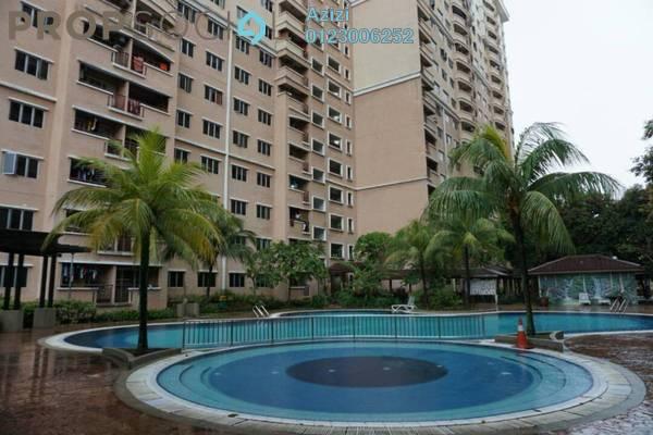 For Sale Condominium at Cengal Condominium, Bandar Sri Permaisuri Leasehold Fully Furnished 3R/2B 385k