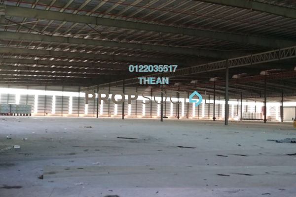 For Rent Factory at Perdana Industrial Park, Port Klang Freehold Unfurnished 0R/0B 490k