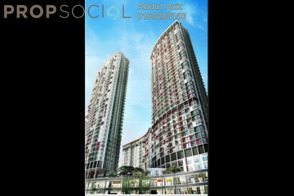 For Sale Serviced Residence at i-City, Shah Alam Freehold Fully Furnished 1R/1B 490k