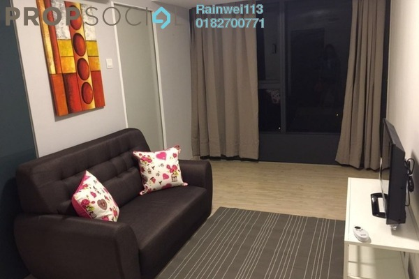 For Rent Condominium at Empire City, Damansara Perdana Freehold Fully Furnished 0R/1B 1.4k