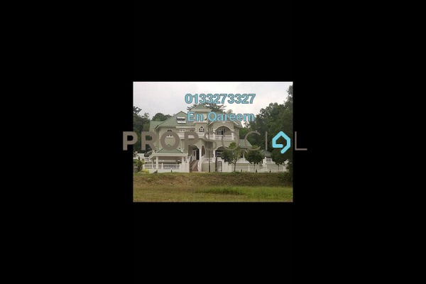 For Sale Bungalow at Kayangan Heights, Shah Alam Freehold Semi Furnished 9R/8B 2.85m