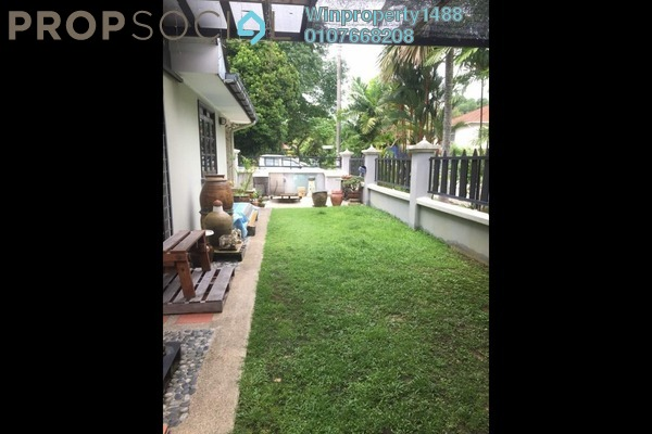 For Sale Terrace at BK5, Bandar Kinrara Freehold Semi Furnished 4R/3B 1.1m