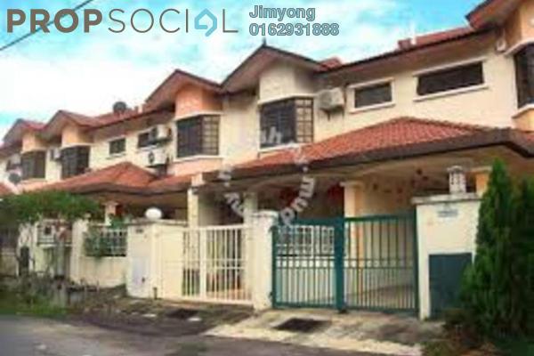 For Sale Terrace at Kampung Desa Aman, Sungai Buloh Freehold Semi Furnished 4R/3B 800k