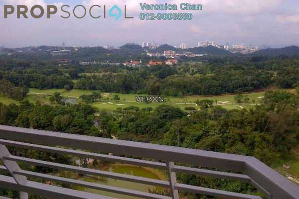 For Rent Condominium at The Plaza Condominium, TTDI Freehold Fully Furnished 3R/3B 4.3千