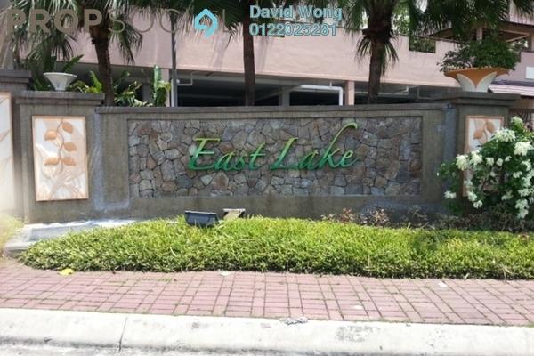 For Rent Condominium at East Lake Residence, Seri Kembangan Freehold Fully Furnished 3R/2B 1.8k