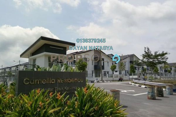 For Rent Terrace at Camellia Residence, Semenyih Freehold Semi Furnished 4R/3B 900translationmissing:en.pricing.unit
