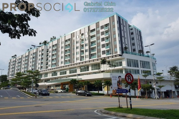For Sale Shop at Suria @ North Kiara, Segambut Freehold Unfurnished 0R/2B 1.1m