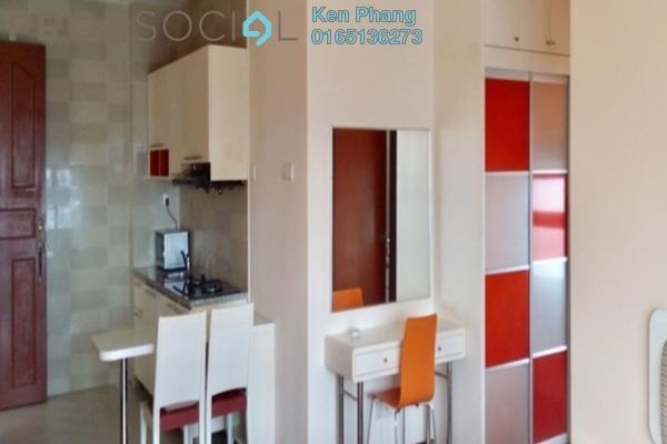 For Sale Condominium at The Heritage, Seri Kembangan Freehold Fully Furnished 0R/1B 260k