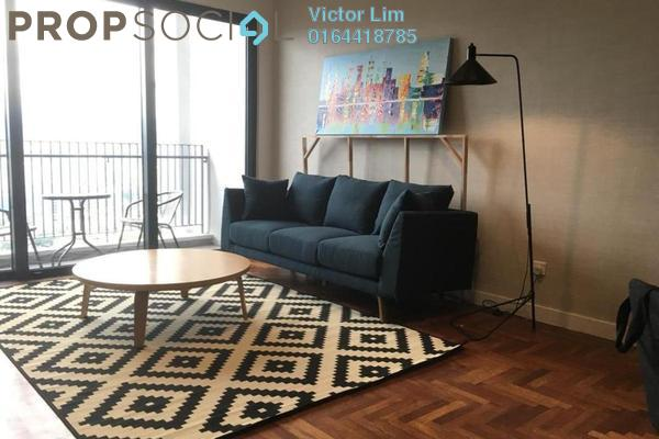For Sale Condominium at The Mews, KLCC Freehold Fully Furnished 1R/1B 1.45m