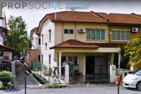 For Sale Terrace at Kemuning Greenville, Kota Kemuning Freehold Unfurnished 4R/3B 452k