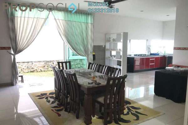 For Sale Semi-Detached at Garden Residence, Cyberjaya Freehold Semi Furnished 4R/4B 1.2m