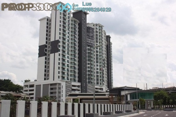 For Sale Condominium at The Vyne, Sungai Besi Freehold Unfurnished 2R/2B 490k