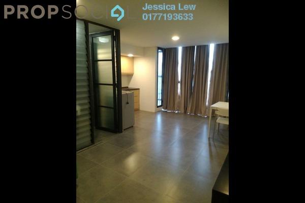 For Rent Serviced Residence at Empire Damansara, Damansara Perdana Freehold Fully Furnished 1R/1B 1.6k