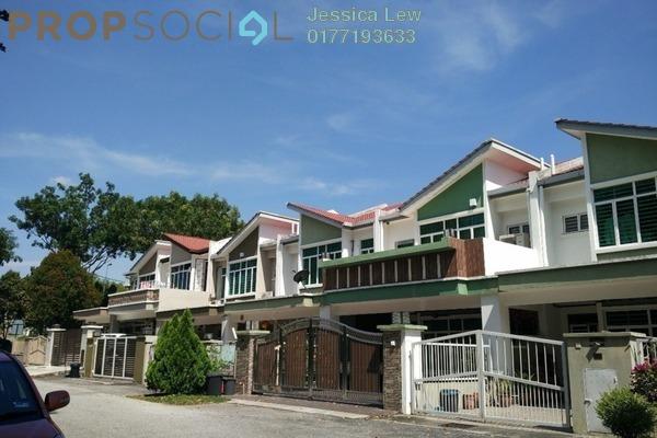 For Sale Terrace at PU1, Bandar Puchong Utama Freehold Unfurnished 4R/3B 830k