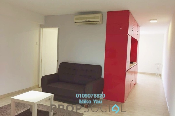 For Rent SoHo/Studio at Empire City, Damansara Perdana Freehold Fully Furnished 1R/1B 1.2k