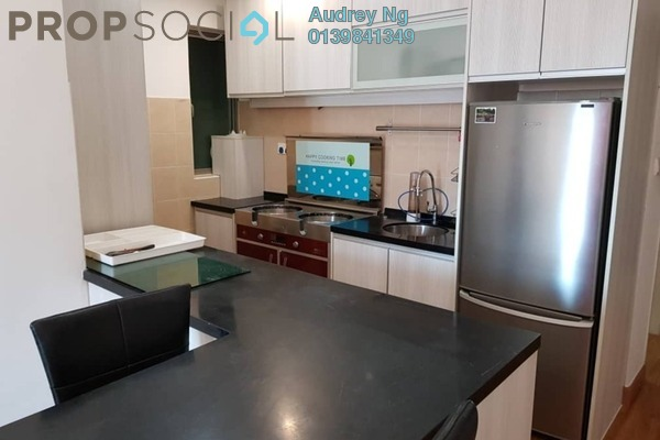 For Sale Condominium at Tropicana City Tropics, Petaling Jaya Freehold Fully Furnished 2R/2B 635k