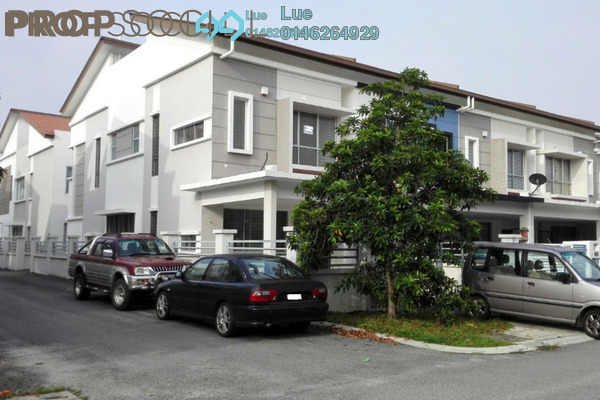 For Rent Terrace at Setia Indah, Setia Alam Freehold Unfurnished 3R/3B 1.5k