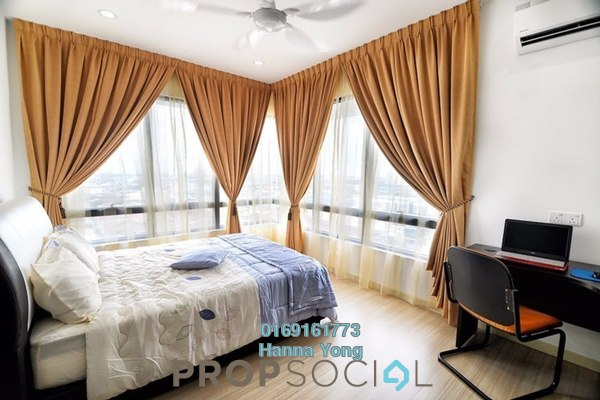 For Rent Serviced Residence at You One, UEP Subang Jaya Freehold Fully Furnished 2R/1B 2.3k