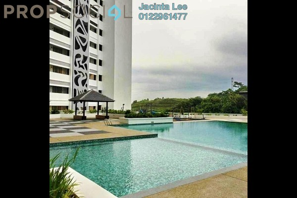 For Sale Condominium at V'Residence, Cyberjaya Freehold Unfurnished 3R/2B 380k