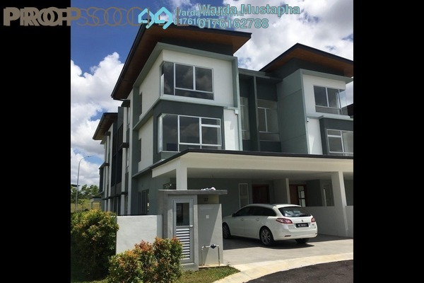 For Sale Semi-Detached at Parkfield Residences @ Tropicana Heights, Kajang Freehold Semi Furnished 5R/5B 1.5m
