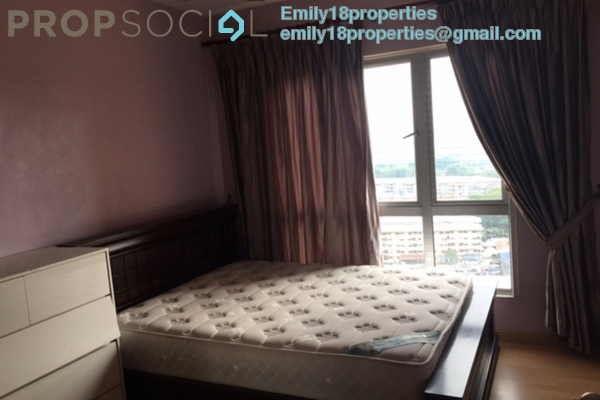 For Sale Condominium at Kuchai Avenue, Kuchai Lama Freehold Semi Furnished 3R/2B 550k