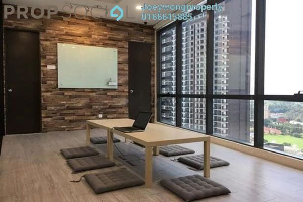 For Rent Office at Menara UOA Bangsar, Bangsar Freehold Semi Furnished 0R/0B 7.5k