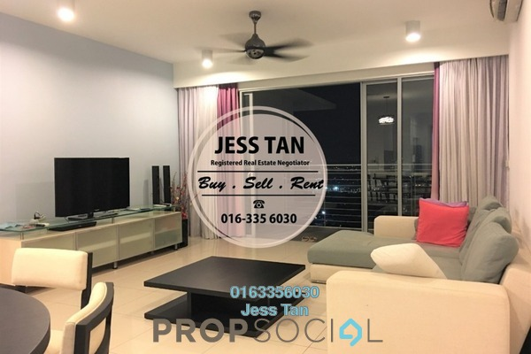 For Rent Condominium at The Westside One, Desa ParkCity Freehold Fully Furnished 2R/3B 4.8k