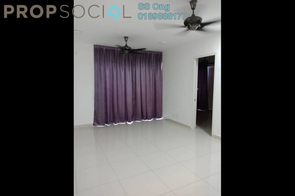 For Rent Condominium at Woodsbury Suites, Butterworth Freehold Semi Furnished 2R/2B 1k
