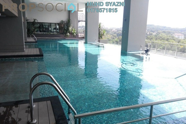 For Sale Serviced Residence at Senza Residence, Bandar Sunway Freehold Fully Furnished 3R/2B 670k