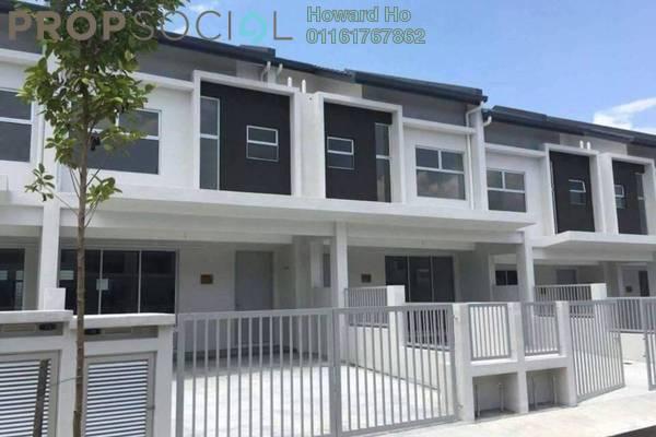 For Sale Terrace at Bandar Tasik Kesuma, Semenyih Freehold Unfurnished 4R/4B 486k
