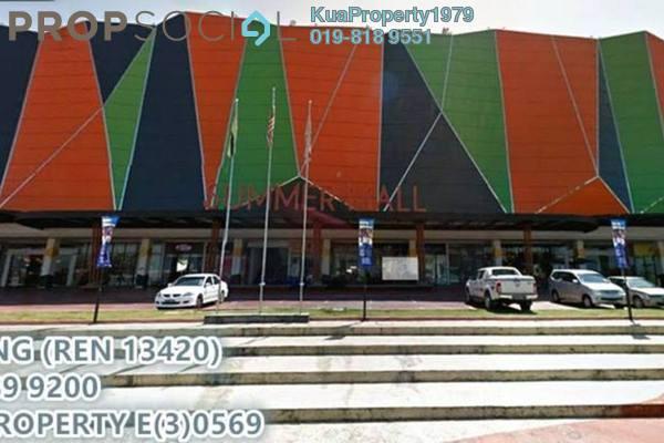 For Rent Shop at Summer Mall, Kota Samarahan Freehold Unfurnished 0R/0B 1.8k