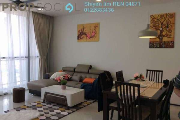 For Sale Condominium at The Fennel, Sentul Freehold Fully Furnished 4R/4B 1.2m