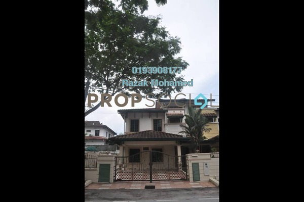 For Sale Bungalow at Taman Melawati, Melawati Freehold Fully Furnished 5R/3B 1.6m