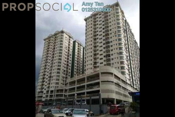 For Sale Condominium at Kepong Central Condominium, Kepong Freehold Semi Furnished 3R/1B 255k